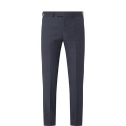 Pindot Suit Trousers
