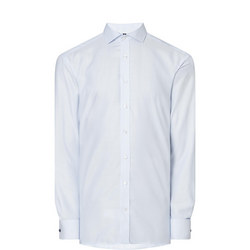 Double Cuff Twill Shirt