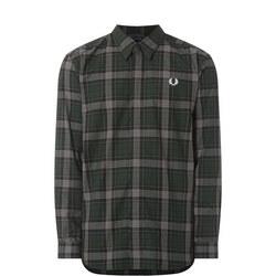 Woven Tartan Shirt