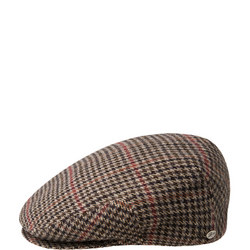 Lord Plaid Flat Cap