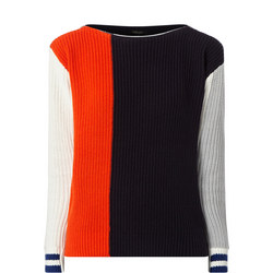 Olympic Panel Sweater