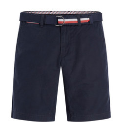 Belted Brooklyn Shorts