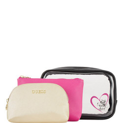 Ariane Cosmetic Bag Set