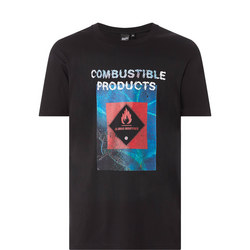 Combustible Products Print T-Shirt