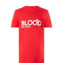 Textured Logo T-Shirt