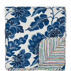 Helena Springfield Poloma Quilted Throw Nautical