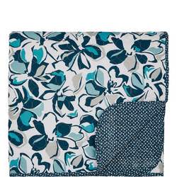 Helena Springfield St Ives Quilted Throw Coastal