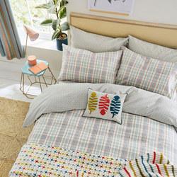Helena Springfield Macaw & Kipling Standard Pillowcase Explorer