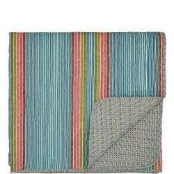 Helena Springfield Macaw Quilted Throw Explorer