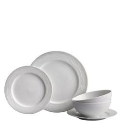 Ripple 12-Piece Dinner Set
