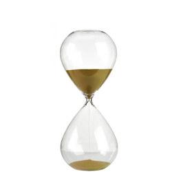 Sandglass Large Ball Gold