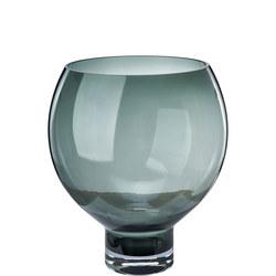 Vase Coupeball Smoke