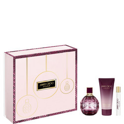 Jimmy Choo Fever 100ml and Body Lotion 100ml and Roller ball 7.5ml