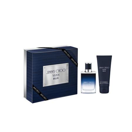 Jimmy Choo Man Blue 50ml EDT and Shower Gel 100ml