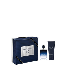 Jimmy Choo Man Blue 50ml EDT and Shower Gel 100ml