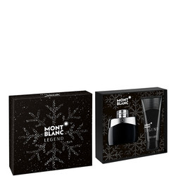 Montblanc Legend 50ml EDT + 100ml Showergel