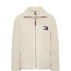 Sherpa Fleece Teddy Jacket