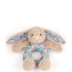 Blossom Beige Bunny Grabber 13cm