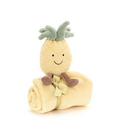Amuseable Pineapple Soother 34cm