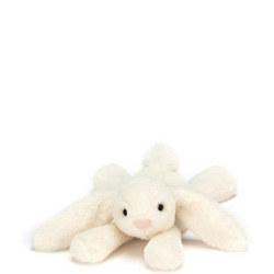 Smudge Bunny Cream 19cm
