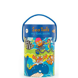 Sea Tails My First Puzzles