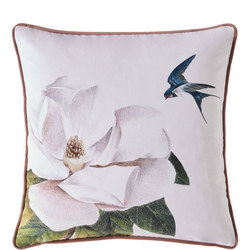 Opal Cushion Blush 45 x 45cm