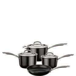 Ultimum Forged Aluminium Four Piece Cookware Set