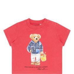 Babies Polo Bear Crew T-Shirt