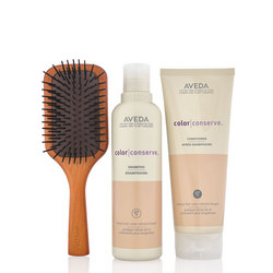 Colour Conserve & Mini Paddle Brush
