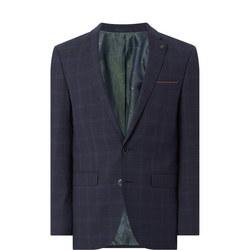 Palucci Check Suit Jacket