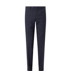 Palucci Check Suit Trousers