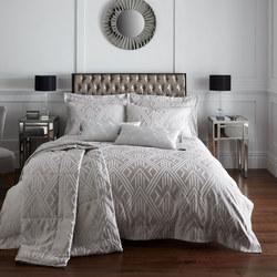 Fitzgerald Cushion Silver 30 x 60cm