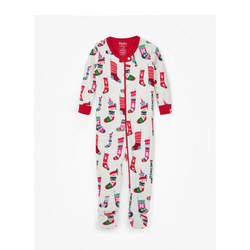 Christmas Stocking Babygrow