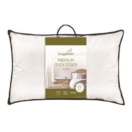 Snuggledown Hotel Luxury Pillow Pair