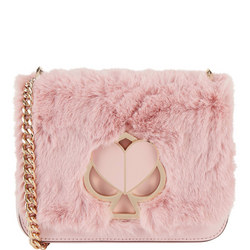 Nicola Faux Fur Shoulder Bag