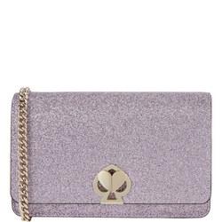Nicola Shimmer Chain Wallet