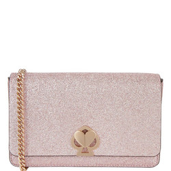 Nicola Shimmer Crossbody Bag
