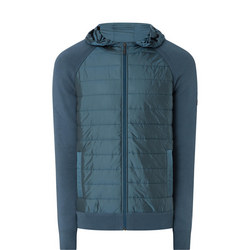 Zip-Through Albie Quilted Jacket