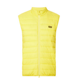 Reed Baffle Quilted Gilet
