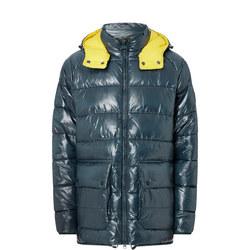 Keyes Shiny Quilted Jacket