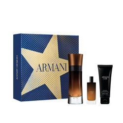 Armani Code Profumo EDP Men's Aftershave Christmas Gift Set