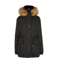 Willow Waxy Parka Jacket