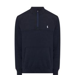 Media Half-Zip Sweatshirt