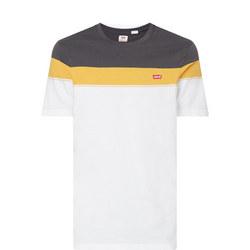 Colour Block Crew T-Shirt