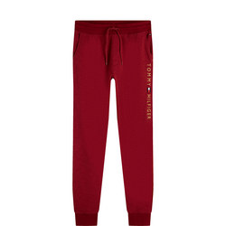Tapered Logo Joggers