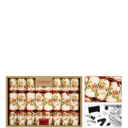 Premium Cracker Collection Holly Green Eight Pack