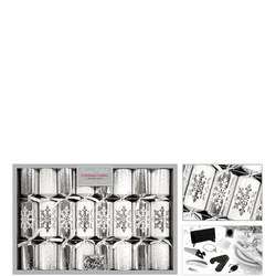 Premium Cracker Collection Silver Eight Pack