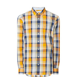 Regular Bold Check Shirt