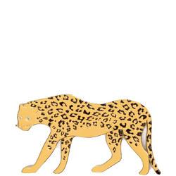 Savanna Bottle Opener Leopard