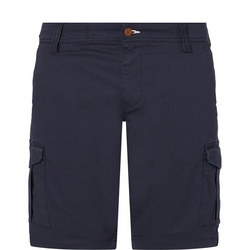 Relaxed Utility Shorts